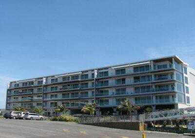 Nautilus Apartments & Dry-stack