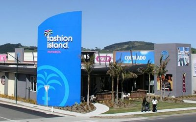 Fashion Island Shopping Complex
