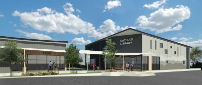 Katikati Library Community Centre