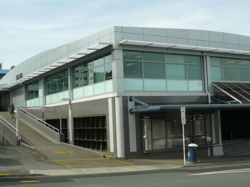 Tauranga City Library & Administration Building