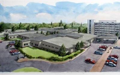 Whakatane Hospital – New Hospital