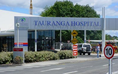 Tauranga Hospital – New East Wing